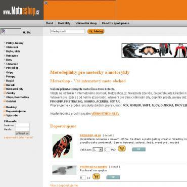 MotoeShop.cz